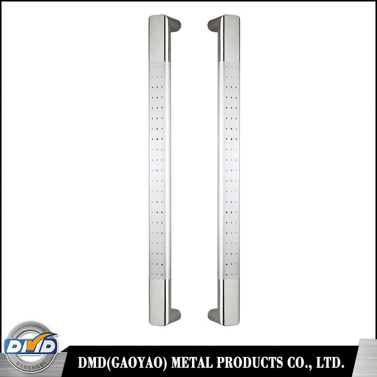 DMD-202 Furniture accessories for thickness 10mm door modern door pull handle