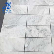 Wholesale Pakistan Price Cloudy White Polished Marble Flooring Tile