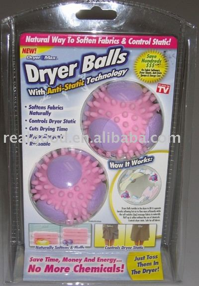 Dryer Ball, Laundry Ball, Model: 50118