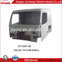 Heavy Truck Body Parts Single Cabin Shell for IVECO VOLVO SCANIA MAN