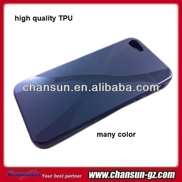 x line tpu case for iphone 5 with high quality
