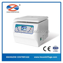 16000rpm 12, 24 tubes laboratory high speed centrifuge XZ-16T