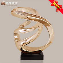2017 new arrival large mould make resin artificial fengshui statue