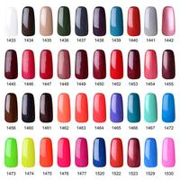 Glimmer Glitz Solid Uv Led Soak Off Gel Nail Polish For Gelishs Color 1331
