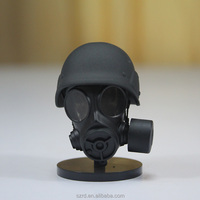 hot sale pvc soldier skull/pvc model toy for collection/wholesale pvc model toy