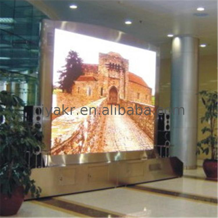NiyakrP2P3P4P5P6P8P10 promotion digital signage indoor flexible led curtain hd