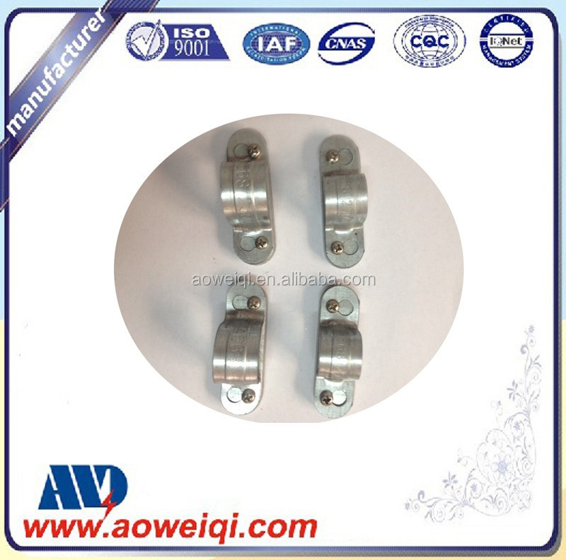 China Supplier BS31 GI Conduit Spacer Bar Saddle