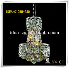 C1055-230 crystal lighting and chandelier,factory-outlet crystal chandelier light,fake chandeliers