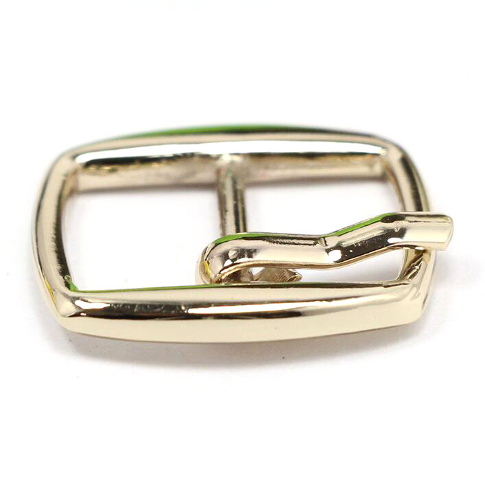 shoes women gold plated metal shoe buckle parts