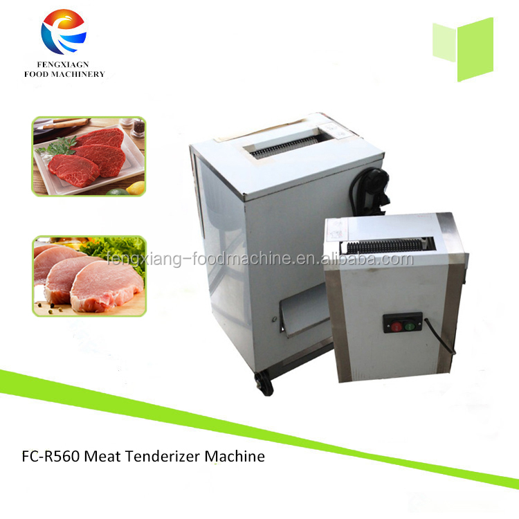 Stainless steel Automatic Chicken Breast Tenderizing Machine, Automatic Fillet Steak Tenderizer