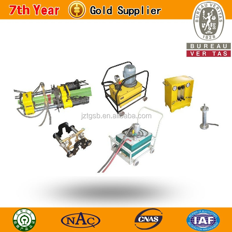 YH-60 railway maintenance rail welding machine