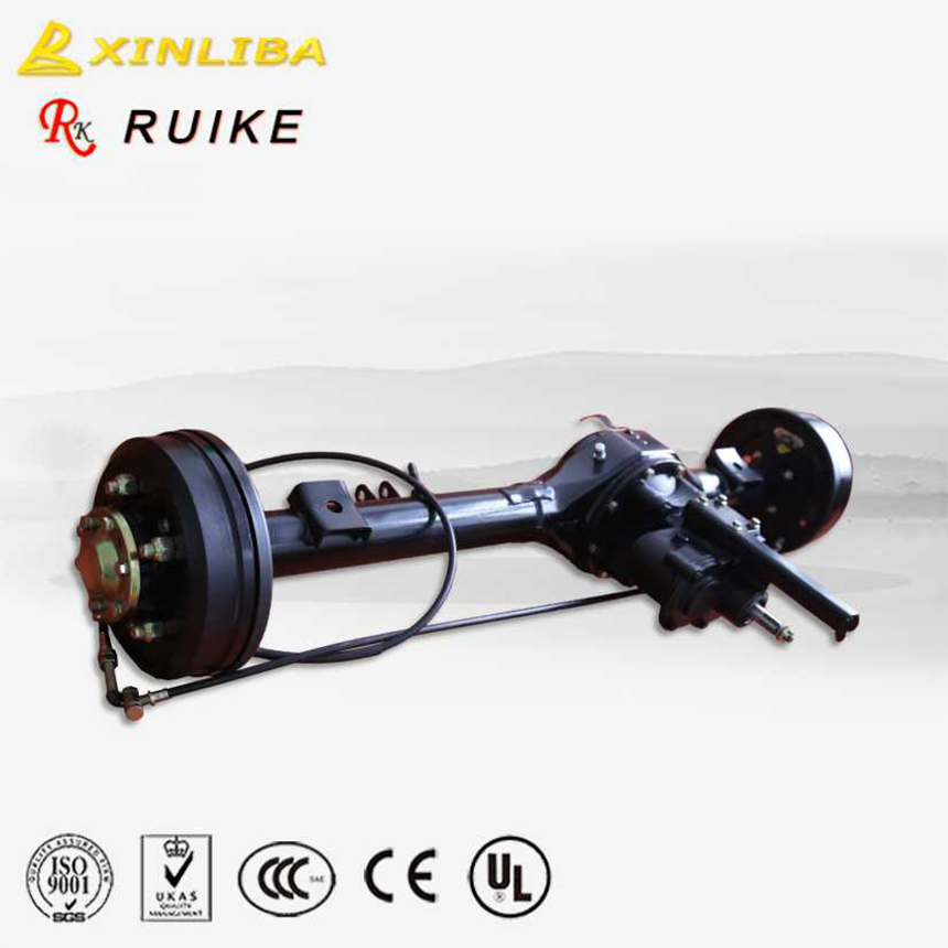 China gasoline heavy truck 3 wheelerthree-wheel motorcycle rear <strong>axle</strong>