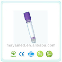 Best Price EDTA tube with lavender cap Glucose Tube Vacuum Blood Collection