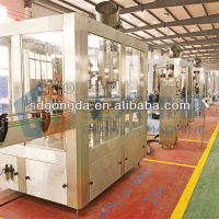 CE bottling machine for all kinds of liquids( water, beer, wine, cola etc.)