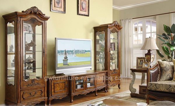 lcd tv cabinet design