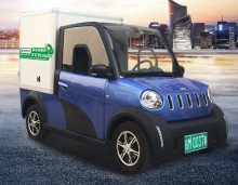 high speed electric van cost-effective