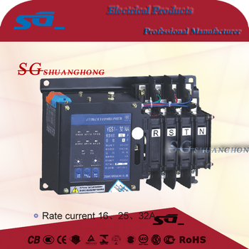 NA Type ats controller ats switch