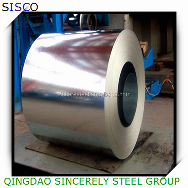 Hot Dip Galvanized Steel Sheet 2mm Thick , hot dipped galvanized steel coil