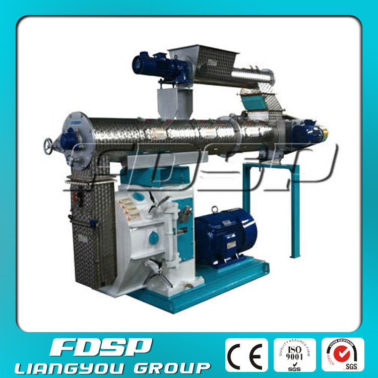 Widely Used Farm Equipment_Pellet Mill for Sale/Poultry Feed Pellet Machine/Duck Feed Making Machine