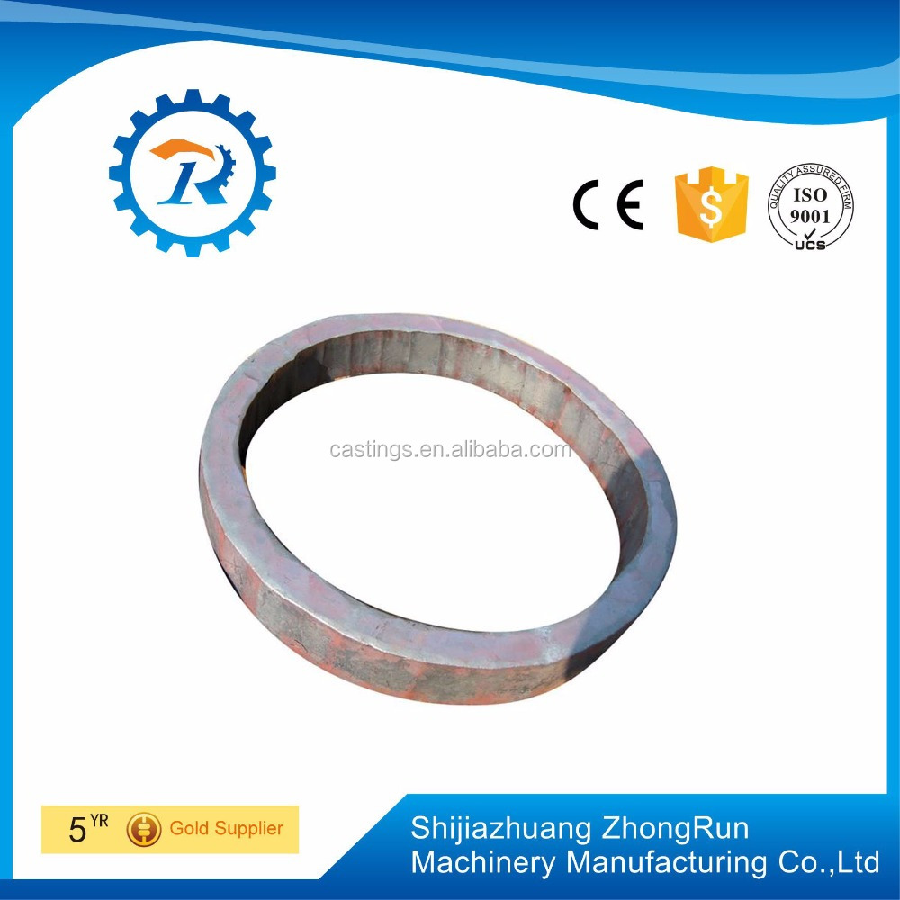 professional manufactured forged disk ring
