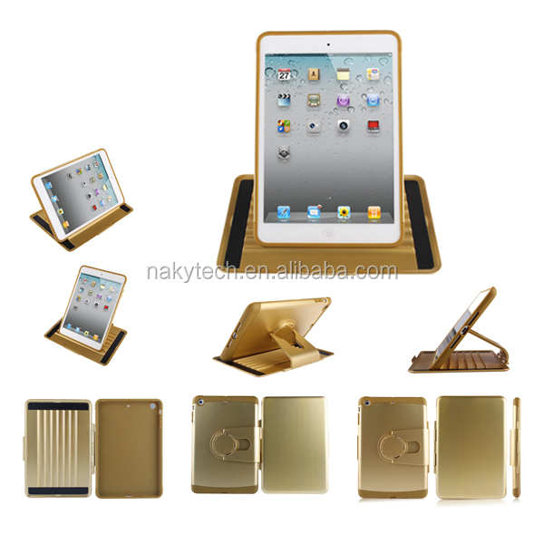 Newest 360 Rotary Stand PC Case for iPad Air