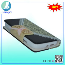 New arrival newest smart leather wallet cover case for sony xperia e
