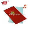 Attractive high quality handmade cards for friends alibaba china