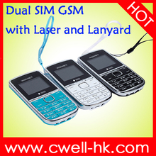 Very low price mobile phone with rope ADMET V100 simple mobile phone for old people