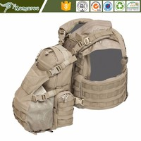 BP025 Carmy Custom Made 100 Liter Waterproof Backpack 1000D Cordura For Hiking