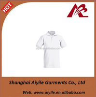 High Quality White Short Sleeve Woman Polo Shirts Summer
