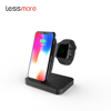 creative 2018 usb stand fast charging for apple watch wireless charger with custom logo
