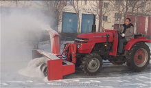 China manufacturer good quality 3 point hitch snow blower