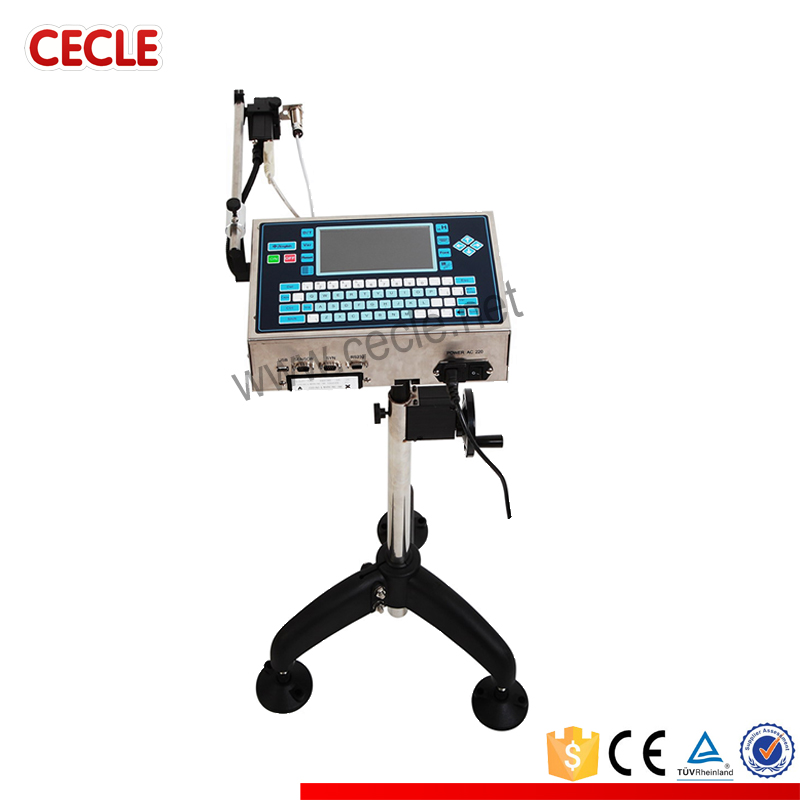 automatic industrial smart dot type ink jet printer