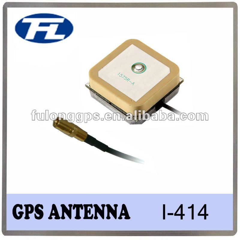 Internal embedded GPS Antena high gain RF cable SMB straight connector