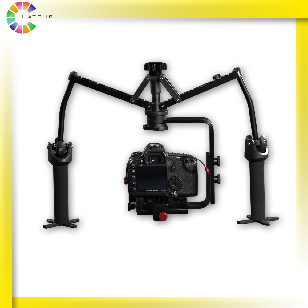 Latour handheld gimbal, action camera gimbal stabilizer, sports camera gimbal handheld camera stabilizer