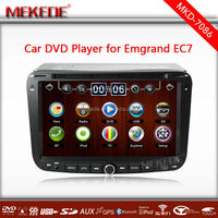 3G+ WIFI+Hot in Russian, Special Car Audio with GPS Navi For Geely Emgrand EC7 whit DVD,BT,ATV,ipod,GPS,Radio,3G HOST +map card