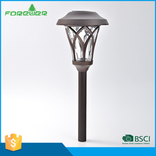 2V 60mAh solar panel lights led garden spot lights solar power garden decorative lights