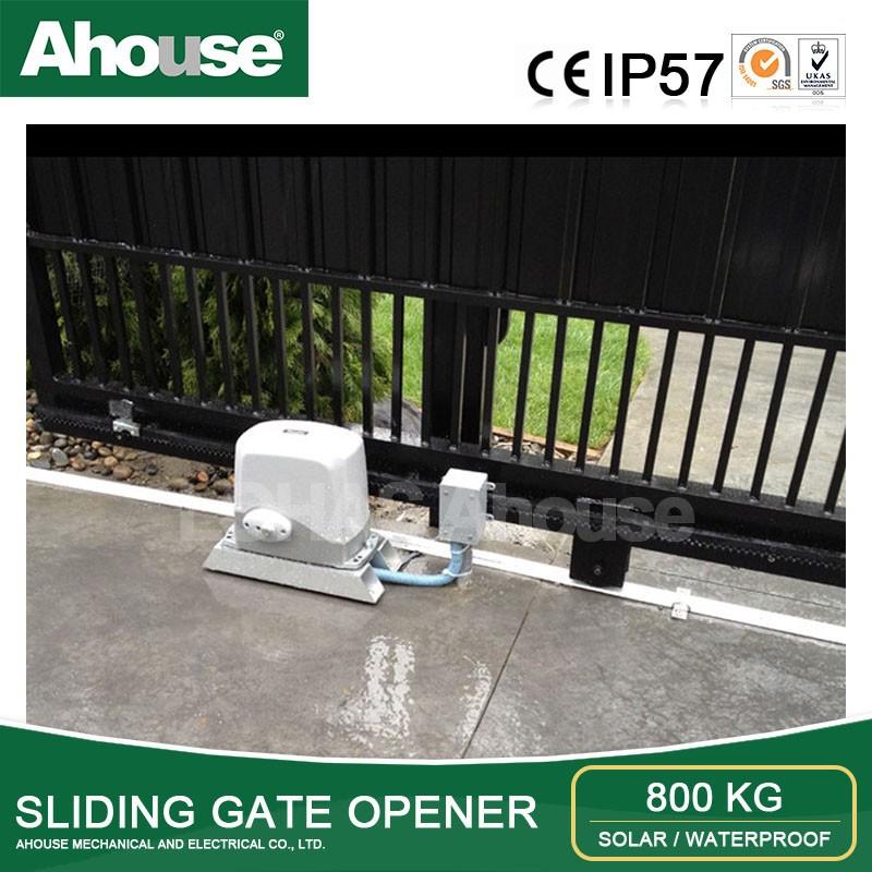 Puerta Corredera Autom Tica Abridores Operadores De Puerta