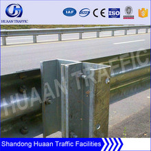 Road safety guardrail