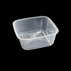 Microwave Plastic bento lunch box for kids