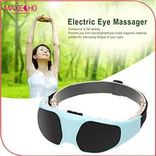 MAXECHO Electric Eye Massager Alleviate Fatigue Magnetic Vibration Massage Head Health Care Relax Machine Relief