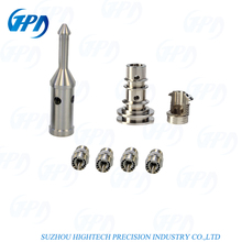 CNC Machining Precision Aluminum Parts Cost Motorcycle /Auto Parts
