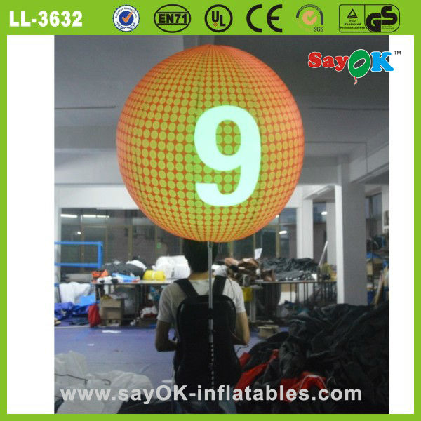 large outdoor wholesale decorative inflatable car advertising balloon