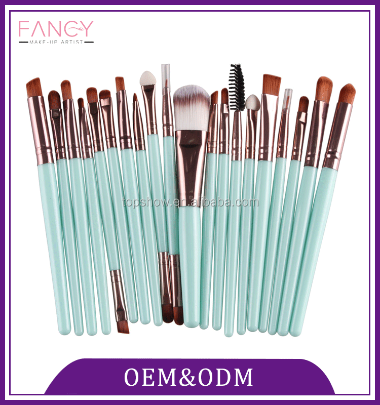 2017 best selling make up High quality professional 40 pcs makeup brush set