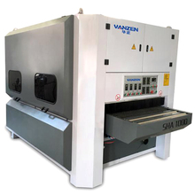 Excellent performance horizontal cabinet door or wood sanding machine