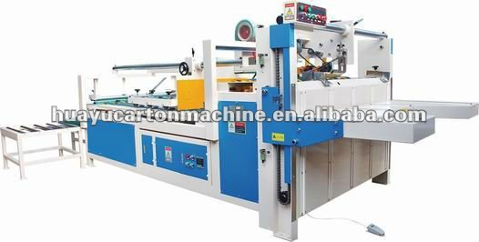 HY-ZBJ-02 Series carton gluer/folder gluer/flap pasting machine