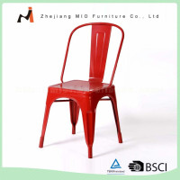 Fashional custom made modern design china wholesale metal chairs