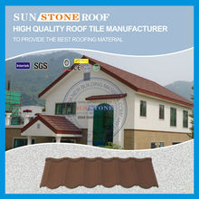 shingles wood colour bond sheeting armor tile roofing