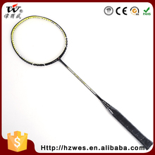 Wholesale Cheap Frame Of BK-95 Super Durability Light PU Grip Full Carbon Badminton Racket