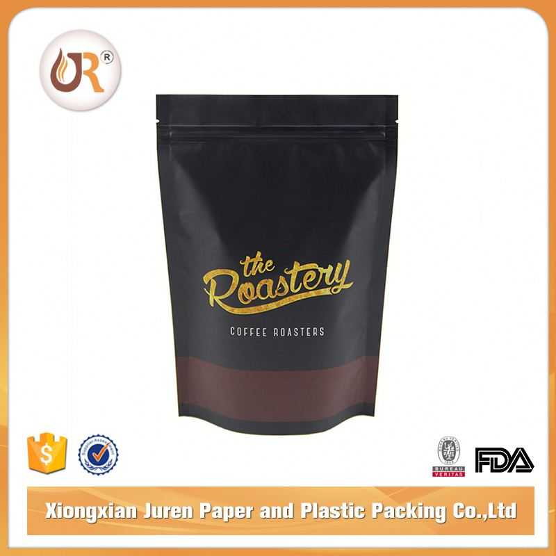 Aluminum Foil Plastic Custom Coffee Bag For Gift Toy Trinket